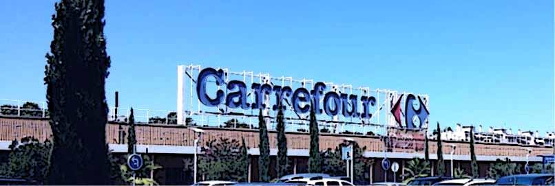 Contacter Carrefour