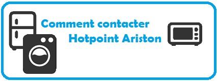Hotpoint Ariston contact