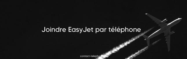 EasyJet numero de telephone