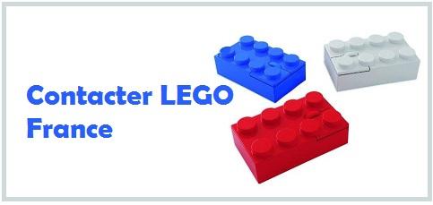 numéro de téléphone Lego