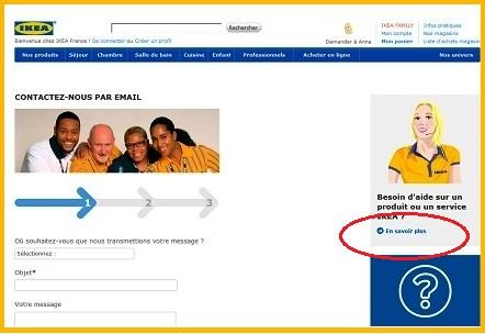 Contact IKEA