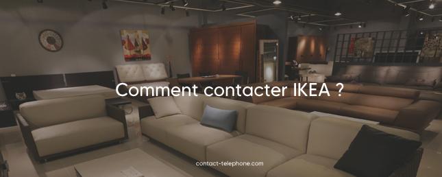 Contacter IKEA