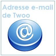 Contacter Twoo sur internet