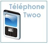 Numéro de téléphone de Twoo