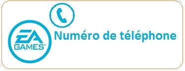 Contacter EA par téléphone