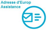 Envoyer un courrier à Europ Assistance pour carte visa
