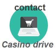 numéro, email casino drive