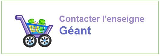 Géant Contact