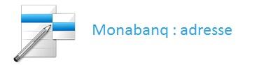 Envoyer un courrier à Monabanq