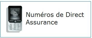 Contacter Direct Assurances par téléphone