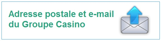 Groupe casino france contact