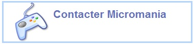 Numéro, adresse, email Micromania