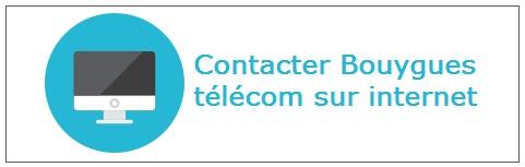 Contact mail de Bouygues télécom