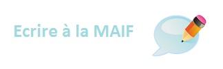 Envoyer un courrier à la Maif