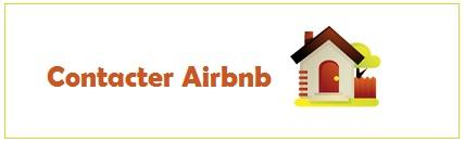 comment contacter Air bnb