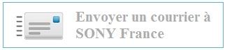 Adresse postale de SONY France
