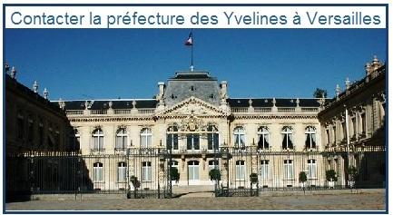 préfecture à Versailles