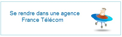 Contacter une agence Orange de France Télécom