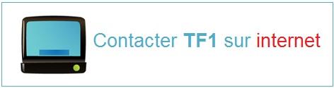 Contacter la chaîne TF1