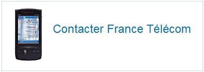 Contact France télécom (numéro, adresse, mail...)