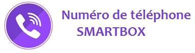 Téléphoner à Smartbox