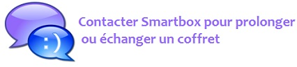 Contacter Smartbox : adresse, téléphone, email...