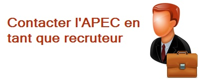 contact APEC : numero de telephine, email, courrier...