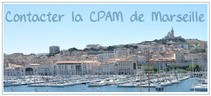 CPAM Marseille Contact