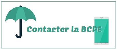 Contacter BCPE
