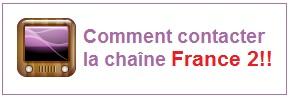 France 2 contact : téléphone, courrier, mail...