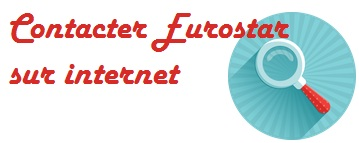 Eurostar : contact internet