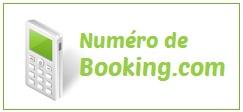 numero de booking.com