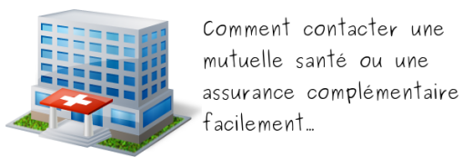 contacter une mutuelle