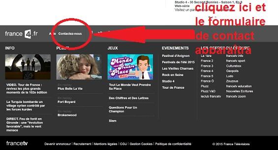 formulaire France4