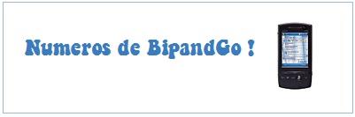 numero service client Bipandgo