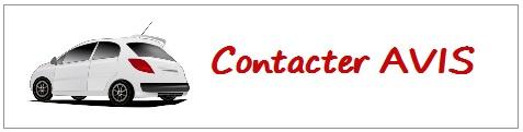 Contact Avis