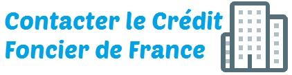 Contact Credit Foncier