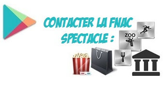 Contact Fnac Spectacle