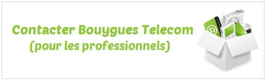 Contacter Bouygues