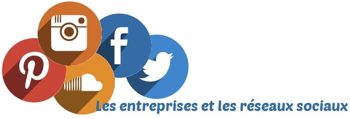 Contacter sur réseaux sociaux
