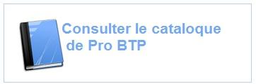 Contacter Pro Btp pour le catalogue vacances