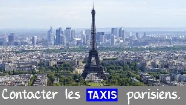contact Taxi Paris