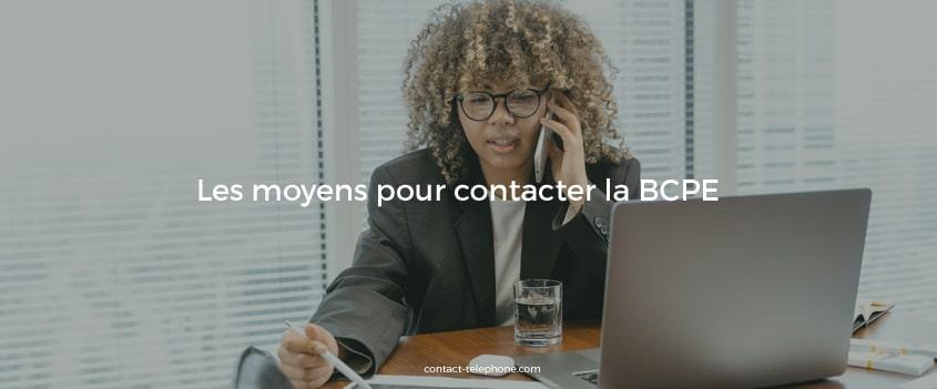 BCPE Contact