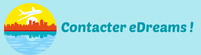 Contacter Edreams