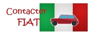 Contacter Fiat