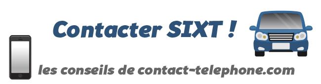 Contacter Sixt