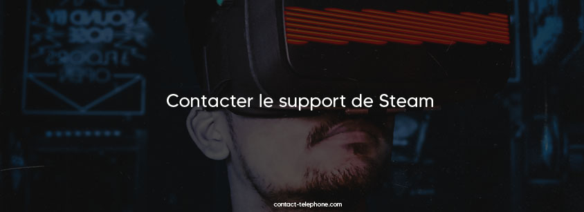 Contacter Steam