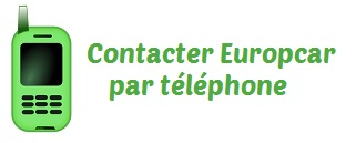 Telephone Europcar