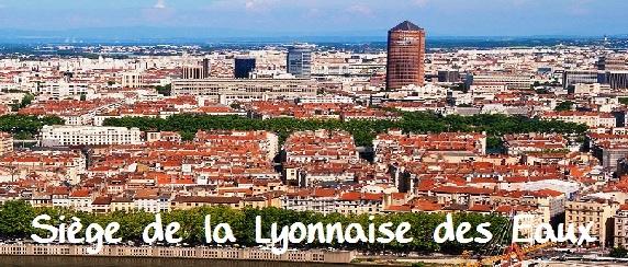 Telephone Lyonnaise des Eaux