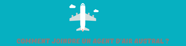contact agents Air Austral